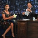 """Olivia Munn: Spotted at """"Late Night with Jimmy Fallon"""""""