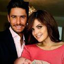 Rafa Marquez Lugo and Marisol Gonzalez Present Daughter Marisol