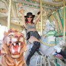 Victoria Justice- #REVOLVEfestival Day 1
