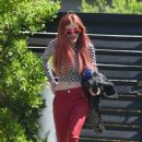 Bella Thorne – Seen Out in Los Angeles