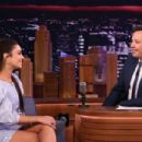 Vanessa Hudgens – On 'The Tonight Show Starring Jimmy Fallon' in NYC