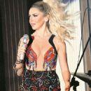 Hadise Açikgöz - Rocks Hotel Concert Performance - 454 x 606