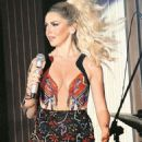 Hadise Açikgöz - Rocks Hotel Concert Performance
