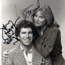 Maureen McCormick and Jerry Houser