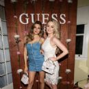 Simone Holtznagel – GUESS 1981 Fragrance Launch in LA