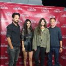 Victoria Justice – SAG-AFTRA Foundation hosts a special screening + Q & A for Summer Night in LA