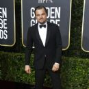 Leonardo Di Caprio At The 77th Golden Globe Awards (2020)