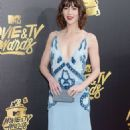 Mary Elizabeth Winstead – 2017 MTV Movie And TV Awards in Los Angeles - 454 x 775