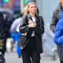 Elsa Hosk – Spotted while out in New York City