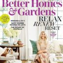 Julianne Hough - Better Homes And Gardens Magazine Cover [United States] (January 2017)
