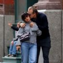 Lily Allen and David Harbour show major PDA in Manhattan