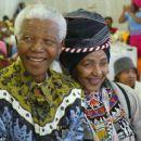 Winnie Mandela and Nelson Mandela - 454 x 414