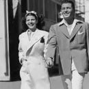 Tony Martin and Rita Hayworth