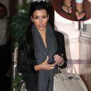Kim Kardashian - The Carousel Restaurant In Hollywood, 21 February 2010