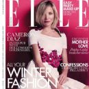Cameron Diaz Elle UK December 2012 - 454 x 570