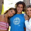 Da Cor do Pecado - Alinne Moraes, Thiago Martins and Flávia Alessandra - 454 x 303