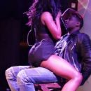 Sevyn Streeter and Tristan Wilds