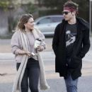 Hilary Duff and Matthew Koma out for a coffee in Studio City - 454 x 649