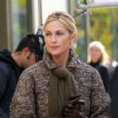 Kelly Rutherford - On The Set Of ''Gossip Girl'' In NY - Oct 14 2009