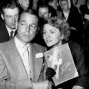 Joan Fontaine and Collier Young