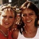 Samantha Fox and Cris Bonacci