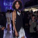 Noemie Lenoir – Jean Paul Gaultier Haute Couture Show 2019 in Paris - 454 x 704