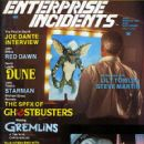 Bill Murray - Enterprise Incidents Magazine [United States] (November 1984)