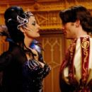SUSAN SARANDON (left), JAMES MARSDEN (right) in ENCHANTED ©Disney Enterprises, Inc. All rights reserved. Photo Credit: BARRY WETCHER/SMPSP