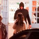 Camila Morrone and Leonardo DiCaprio – Out for a dinner at Taverna Tony in Malibu