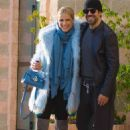 Michelle Hunziker – Seen out in San Remo - 454 x 681