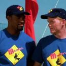 Ned Vaughn and Jason George in The Climb (2002)
