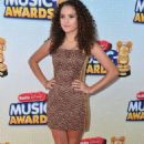 Madison Pettis arrives to the 2013 Radio Disney Music Awards at Nokia Theatre L.A. Live on April 27, 2013 in Los Angeles