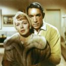 Lana Turner and Anthony Quinn
