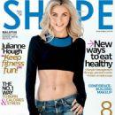 Julianne Hough - Shape Magazine Cover [Malaysia] (November 2016)