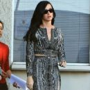 Katy Perry spotted on the set of the 'Kroll Show' in Los Angeles, California on June 4, 2013