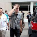 Robert  Pattinson Arrives Early for Comic Con 2012 in San Diego, CA