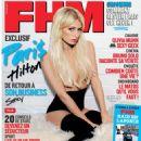 Paris Hilton FHM France February 2012
