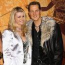 Michael Schuhmacher and Corinna Schuhmacher