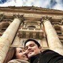 Marian Rivera and Dingdong Dantes' Europe honeymoon