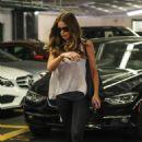 Kate Beckinsale – Visits a medical building in Beverly Hills