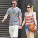 Jessica Biel & Justin Timberlake Out In NYC, 2 May 2010