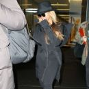 Beyonce Leaving an office building in New York City January 12,2015