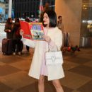 Lucy Hale – Outside the BroadwayCon Event in New York