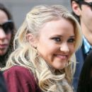 Emily Osment Out and About In Manhattan