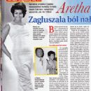 Aretha Franklin - Retro Magazine Pictorial [Poland] (September 2018)