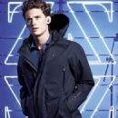 Garrett Neff for Zegna Sport Spring/Summer 2014 Ad Campaign - 454 x 542