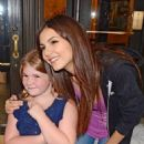 Victoria Justice at The Ritz-Carlton Hotel in Philadelphia, Pennsylvania