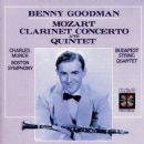 Benny Goodman - Mozart Clarinet Concerto and Quintet