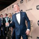 Michael Keaton-January 30, 2016-The 22nd Annual Screen Actors Guild Awards - Backstage and Audience
