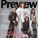 Vice Ganda, Isabelle Daza, Bea Alonzo, Liz Uy - Preview Magazine Cover [Philippines] (July 2013)